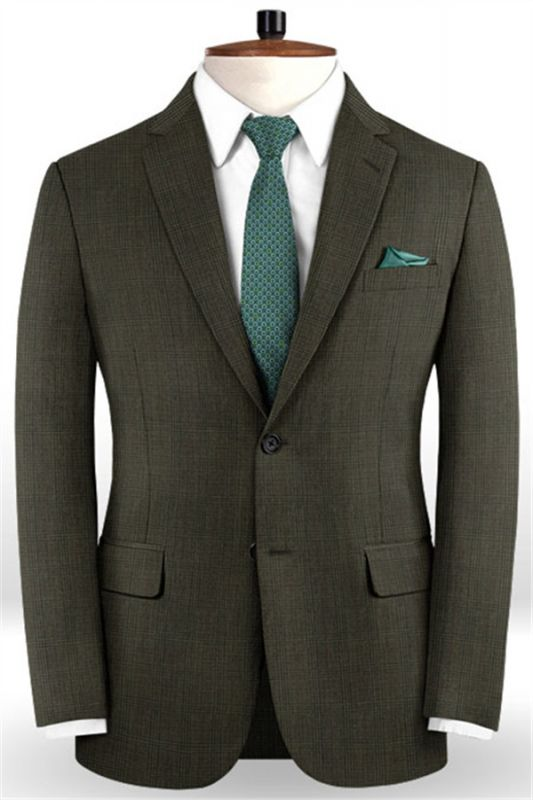 Tony Mens Suits with Two Pieces | Formal Tuxedo for Business