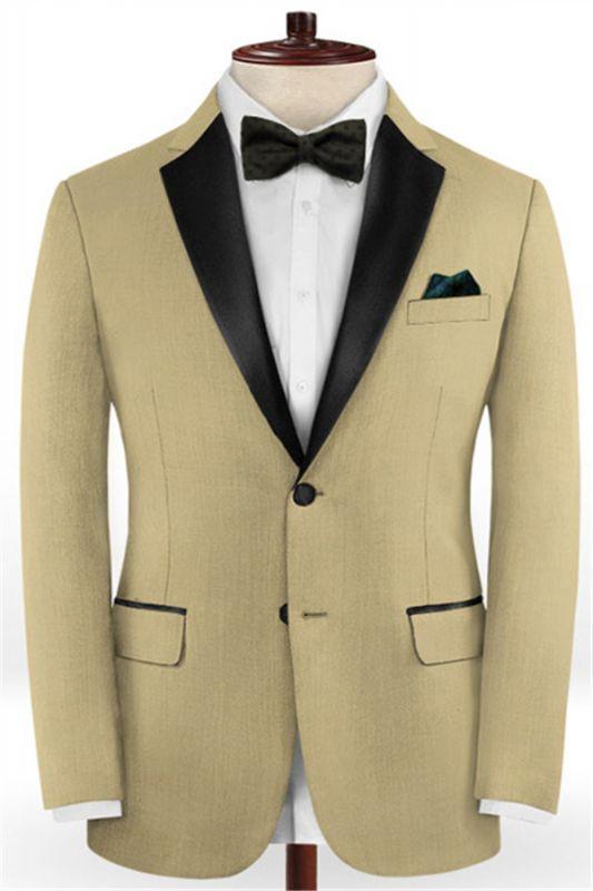 Two Pieces Prom Men Suits | Best Fit Tuxedo