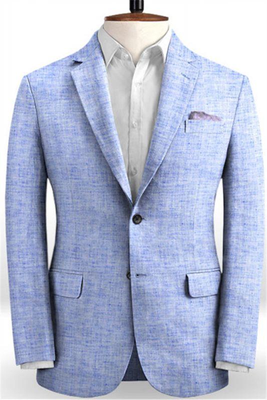 Blue Summer Groom Men Suits Online | Prom Tuxedo for Men