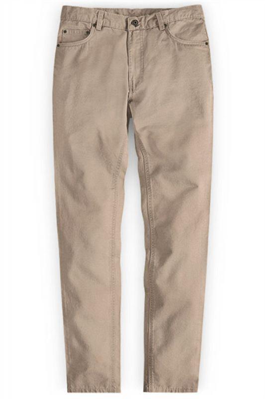 Classic Casual Pants Men Business Long Pants