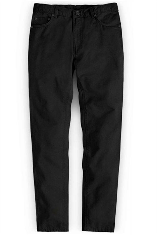 Mens Stylist Track Casual Style Mens Black Pants