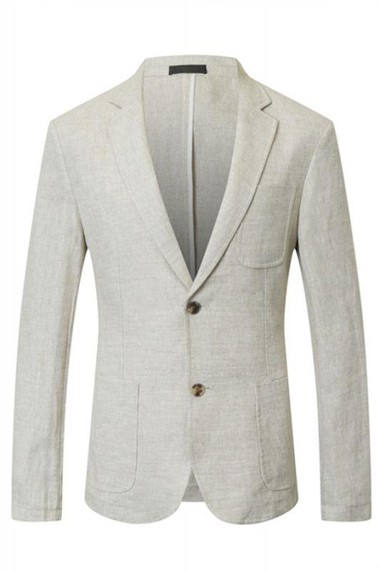 Hayden Off White Summer Linen Cheap Blazer Jacket Online