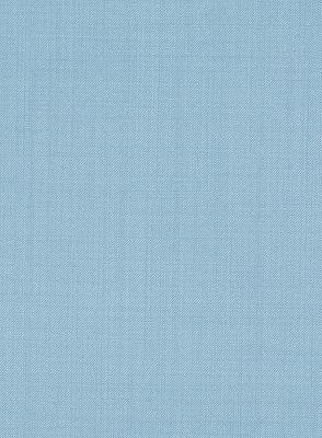 Blue Wedding Groomsmen Tuxedos   Gentle Prom Men Suits with 2 Pieces_4