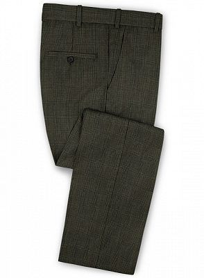 Tony Mens Suits with Two Pieces | Formal Tuxedo for Business_3