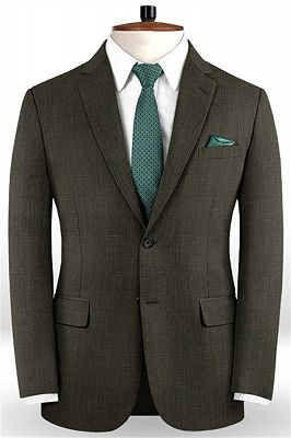 Tony Mens Suits with Two Pieces | Formal Tuxedo for Business_1