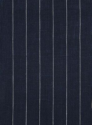 Marvin Dark Blue Linen Casual Tuxedo for Men | Striped Slim Fit Men Suits_4