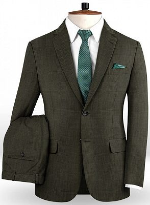 Tony Mens Suits with Two Pieces | Formal Tuxedo for Business_2