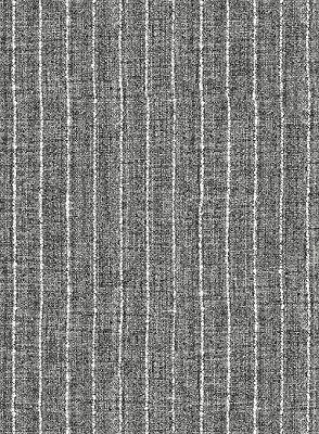 Grey Linen Men Suits | Two Pieces Striped Tuxedo_4
