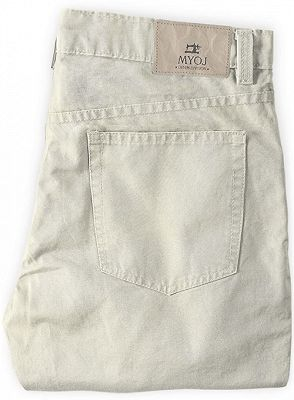 New Khaki Casual Slim Fit Formal Party Pants Slacks_2