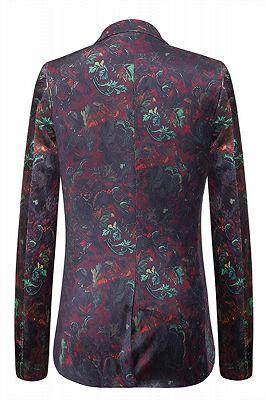 Bespoke Digital Printed Fashion Animal Pattern Blazer Jacket_2
