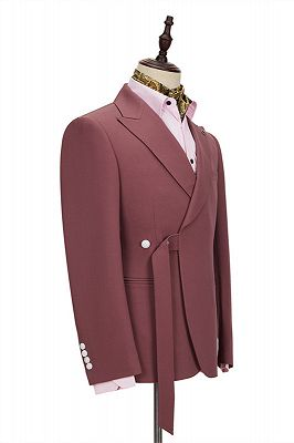 Nicolas Fashion Bespoke Peaked Lapel Slim Fit Prom Men Suits Online_2