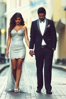 Black Slim Fit Shawl Lapel Prom Suits | Simple Tuxedos 2 Pieces Outfits_2