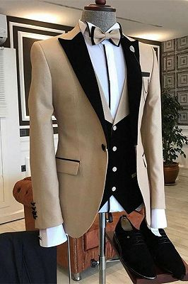 Malachi New Arrival Tailored One Button Slim Fit Men Suits