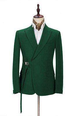 Tucker Green Slim Fit Handsome Men Suits Online for Prom_1