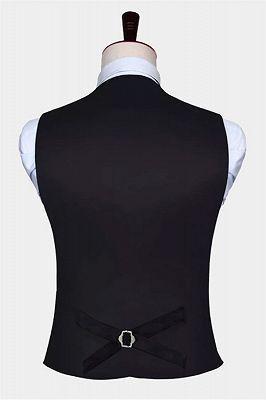 Turquoise Paisley Vest Set for Sale_2