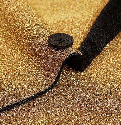 Glitter Sequin Blazer for Men | Custom Gold Men Suits for Prom_4