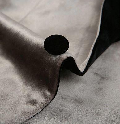 Grey Velvet Blazer Jacket for Prom | Slim Fit Casual Blazer for Men_3