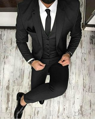 Olive Slim Fit Prom Suit Online | Bespoke Outfits Tuxedo for Graduation ,Wedding Suit Three Pieces_3